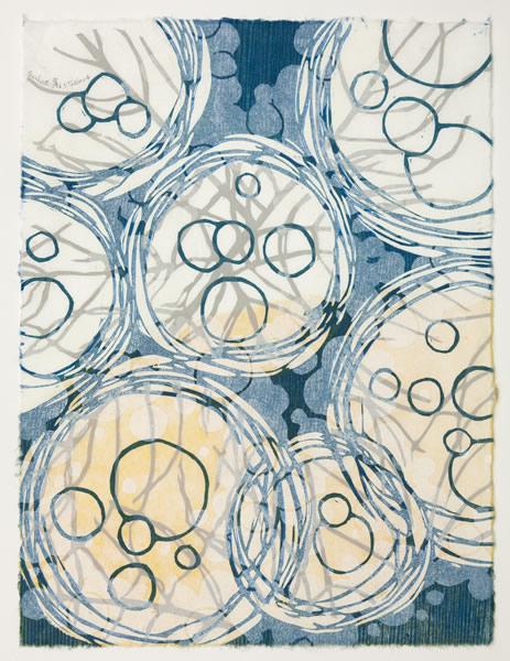 Sara Tabbert Alaskan printmaker