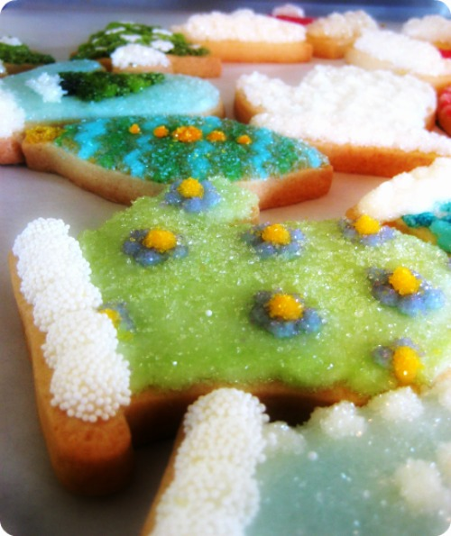 sugar cookie ideas