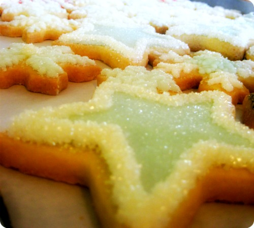 ideas for Christmas cookies
