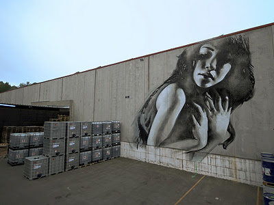 big wall art mural