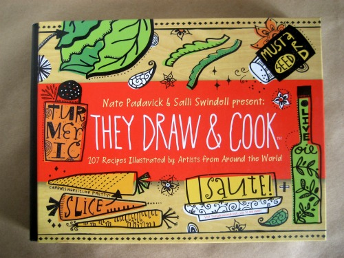Artistic cookbook
