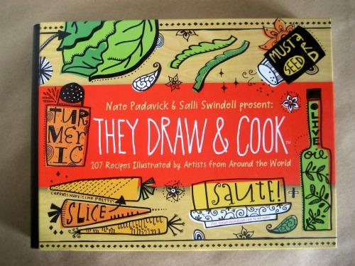 Artistic cookbook