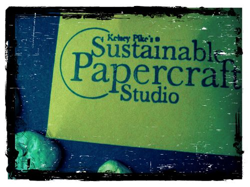 Kelsey Pike Sustainable Papercraft