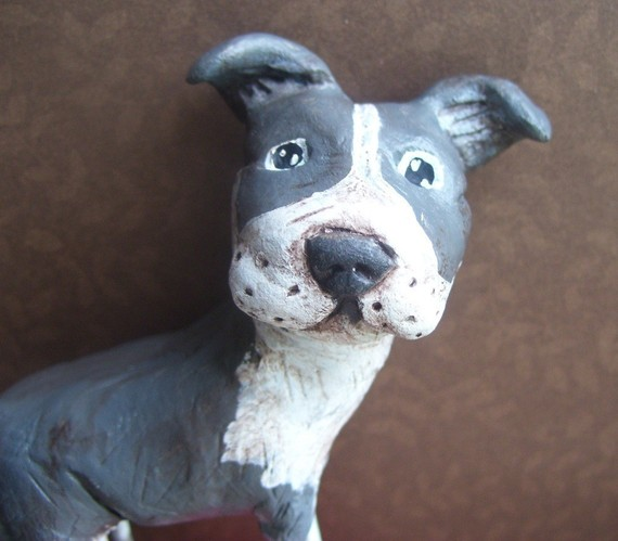 customized ceramic pet sculptures