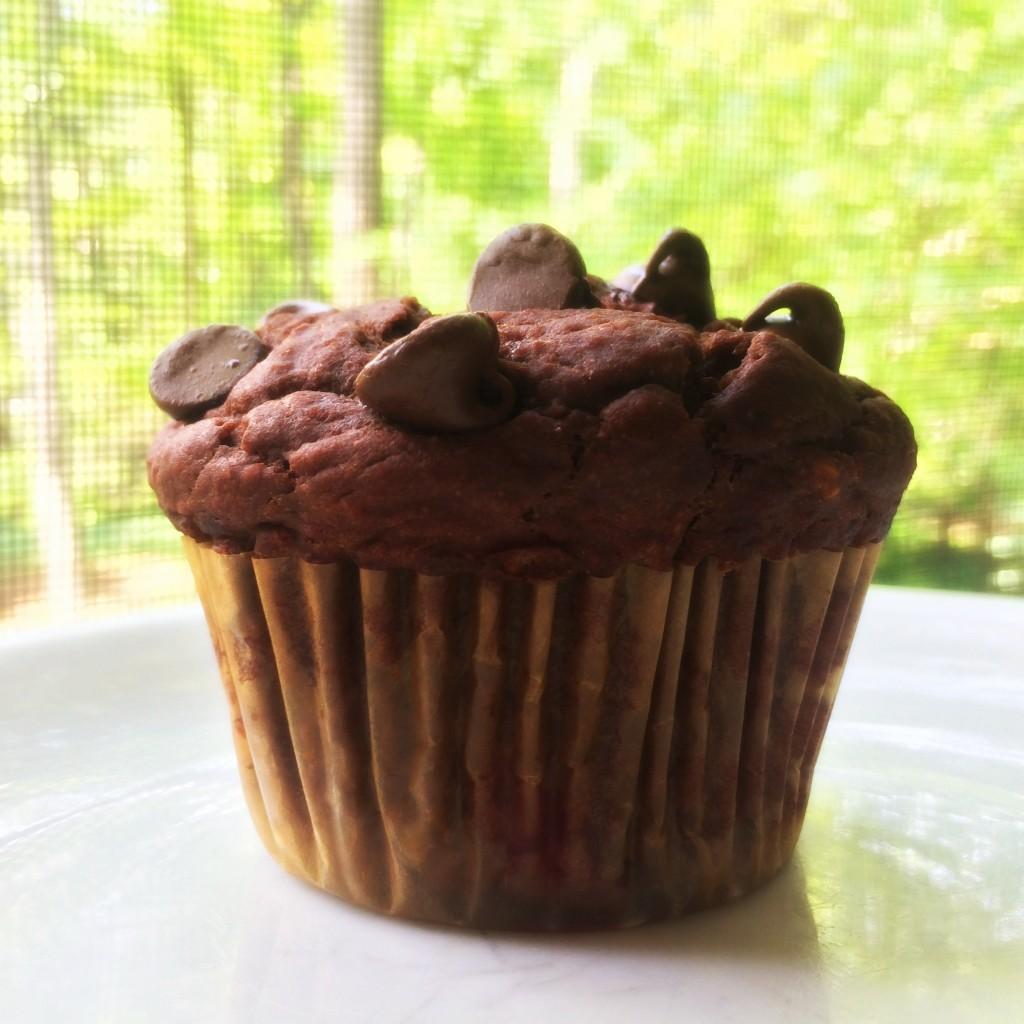 choco berry muffin 2